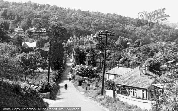 Photo of Limpley Stoke, The Village c.1955