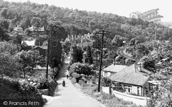 Limpley Stoke, The Village c.1955