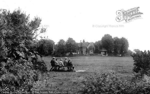 Photo of Limpsfield, 1925