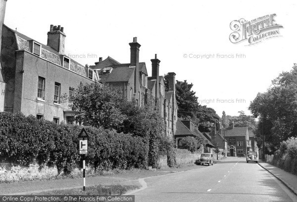 Photo of Limpsfield, 1954