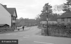 Limpsfield, Bluehouse Lane 1967