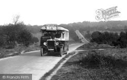 Bus 1929, Limpsfield