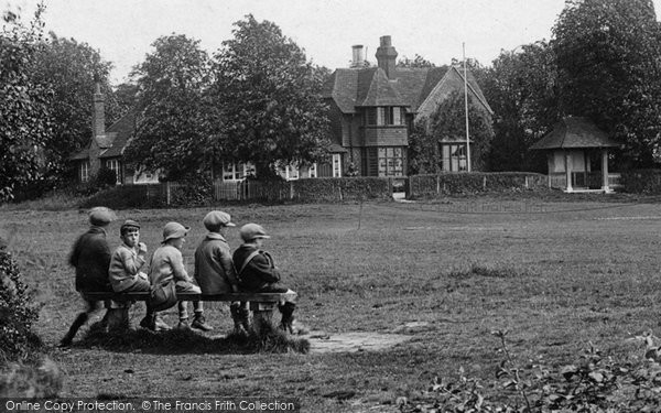 Photo of Limpsfield, Carefree Days 1925