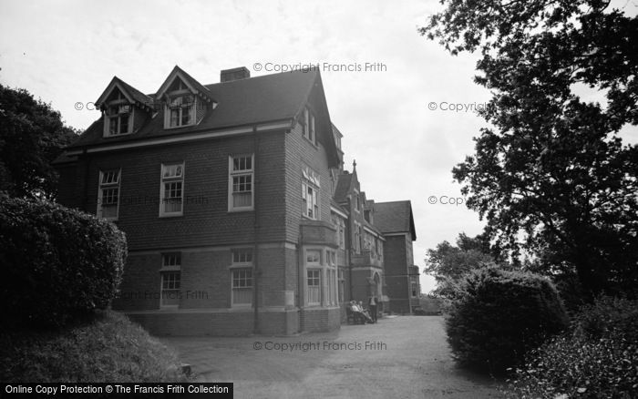 Photo of Limpsfield, Caxton Convalescent Home 1965