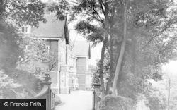 Limpsfield, Caxton Convalescent Home c.1950