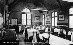 Limpsfield, Caxton Convalescent Home, Dining Room c.1950