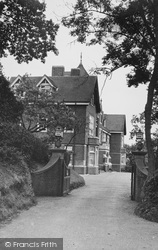 Caxton Home c.1955, Limpsfield Chart