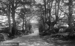 Kent Hatch 1929, Limpsfield Chart