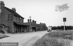 The Carpenter's Arms c.1955, Limpsfield Chart