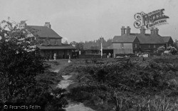 The Carpenters Arms 1929, Limpsfield Chart