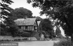 The Salt Box c.1955, Limpsfield Chart