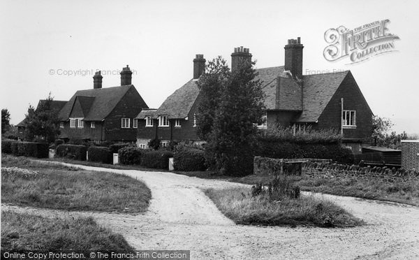 Photo of Limpsfield Chart, Village Green  c.1955