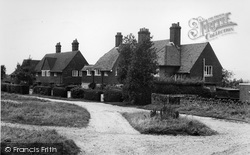 Village Green  c.1955, Limpsfield Chart
