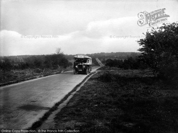 Photo of Limpsfield, Common 1929