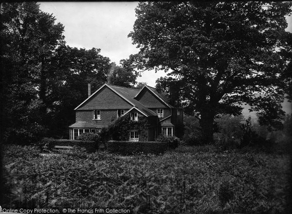 Photo of Limpsfield, Common, Convalescent Home 1925