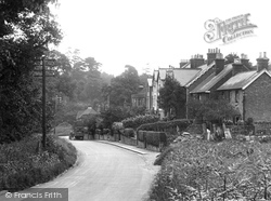 Common, Wolfs Row 1925, Limpsfield