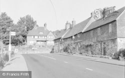 Limpsfield, Detillens Corner 1957