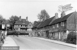 Detillens Lane c.1950, Limpsfield