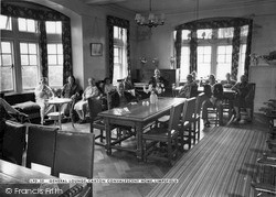 General Lounge, Caxton Convalescent Home 1965, Limpsfield