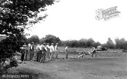 Golf On The Common c.1955, Limpsfield