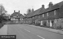 Limpsfield, Grange Court 1967