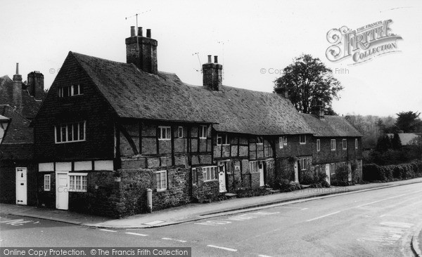 Photo of Limpsfield, Grange Court 1967
