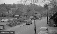 Limpsfield, High Street 1967