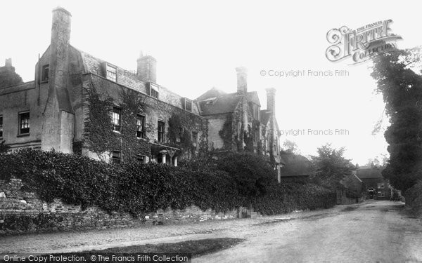 Photo of Limpsfield, Manor House 1906
