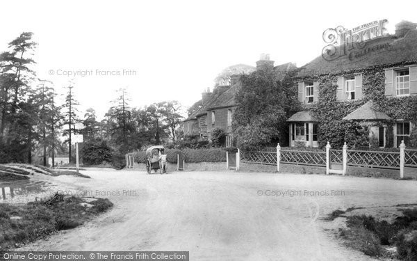 Photo of Limpsfield, Pebble Hill 1906