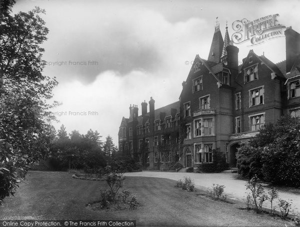 Photo of Limpsfield, St Michael's 1924