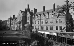 Limpsfield, St Michael's School 1969