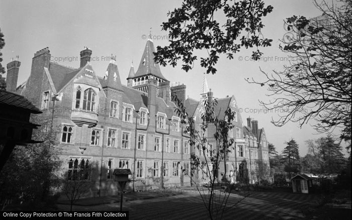 Photo of Limpsfield, St Michael's School 1969