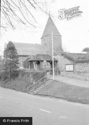 Limpsfield, St Peter's Church 1967