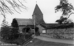 Limpsfield, St Peter's Church 1967