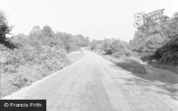 Limpsfield, The Common 1957