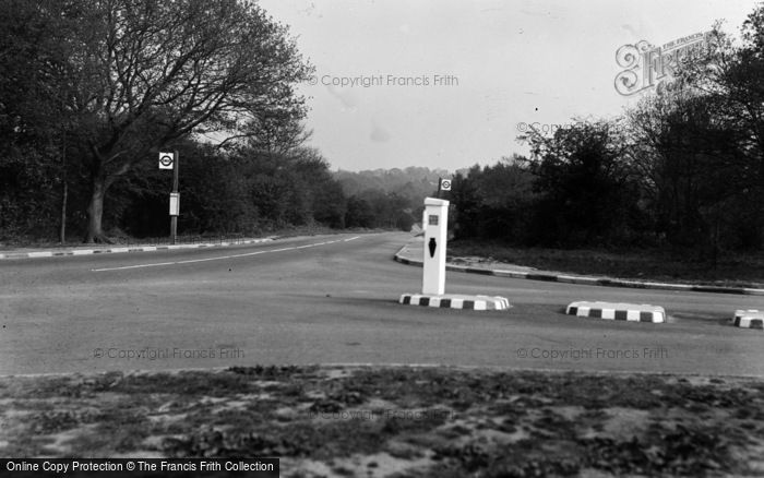 Photo of Limpsfield, The Common c.1950