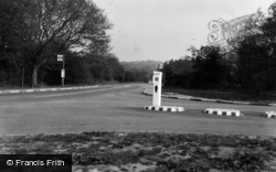 Limpsfield, The Common c.1950