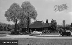 Limpsfield, The Golf Club c.1953