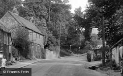 Limpsfield, The Village 1924