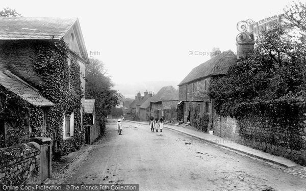 Photo of Limpsfield, Village 1906