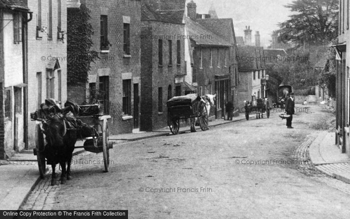 Photo of Limpsfield, Village 1906