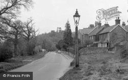 Limpsfield, Wolfs Row 1967