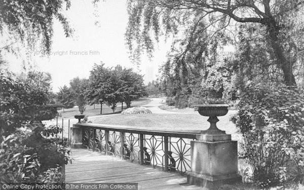 Photo of Lincoln, Arboretum 1890