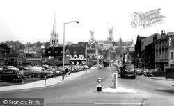 Broadgate c.1960, Lincoln