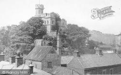 Lincoln, Castle 1890