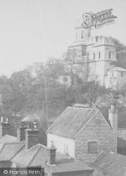 Lincoln, Castle c.1879