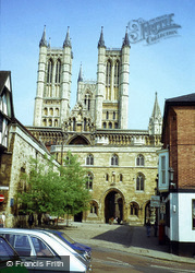 Lincoln, Exchequer Gate 1979