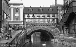 High Bridge c.1955, Lincoln