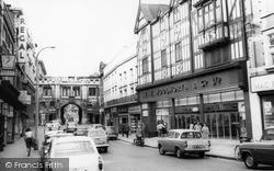 High Street c.1965, Lincoln