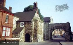 Lincoln, Newport Arch 1979
